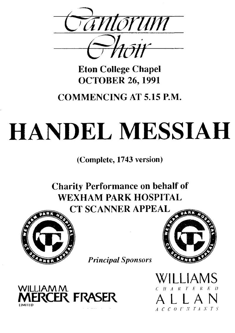1991-Messiah