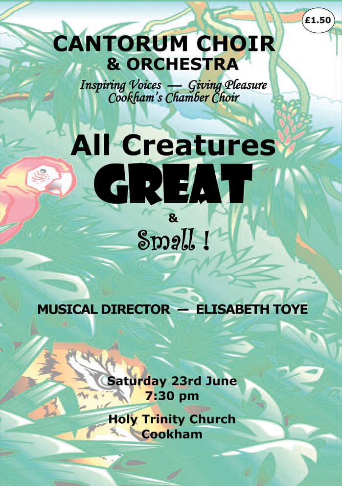 All-Creatures-programme