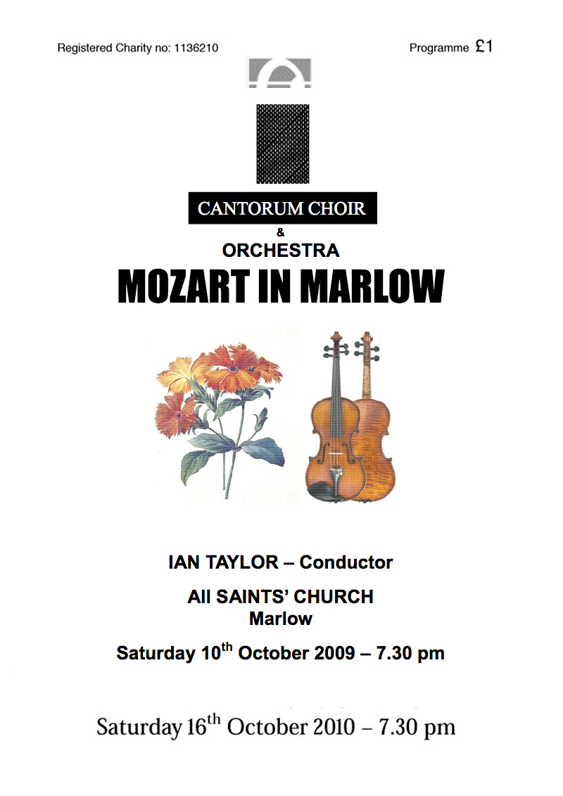 Archive-Mozart-in-Marlow-Prog-Oct-2009