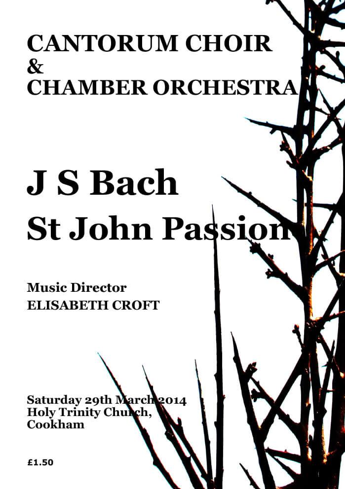 Bach's-St-John-Passion