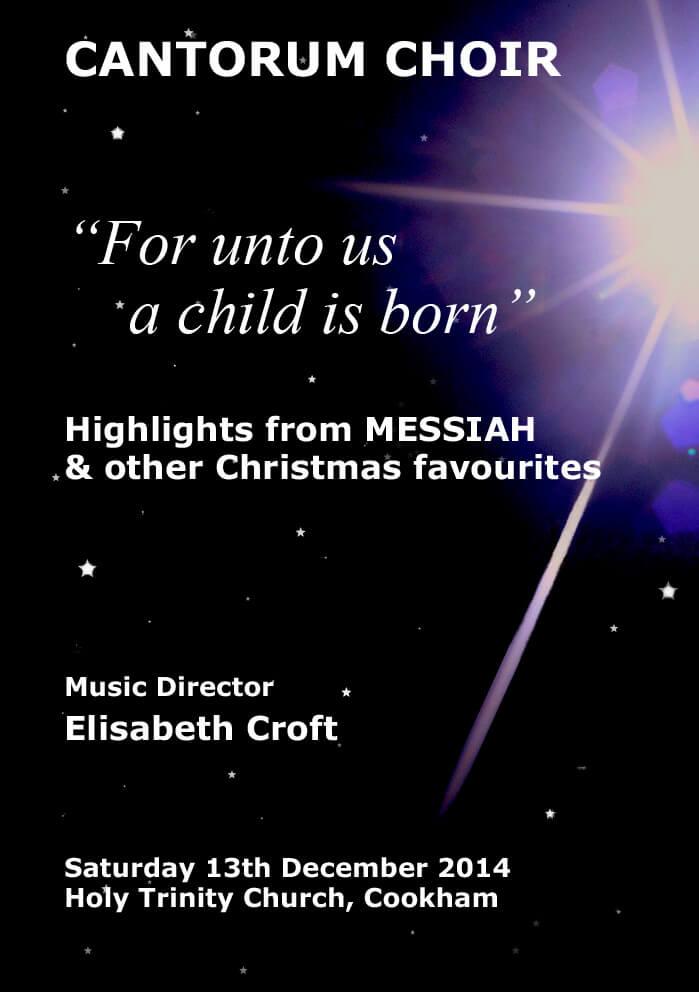 Christmas-2014-programme