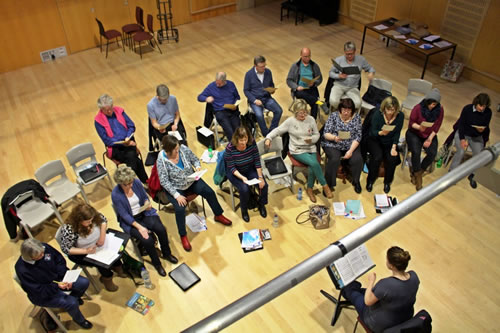 Dartington Weekend Workshop