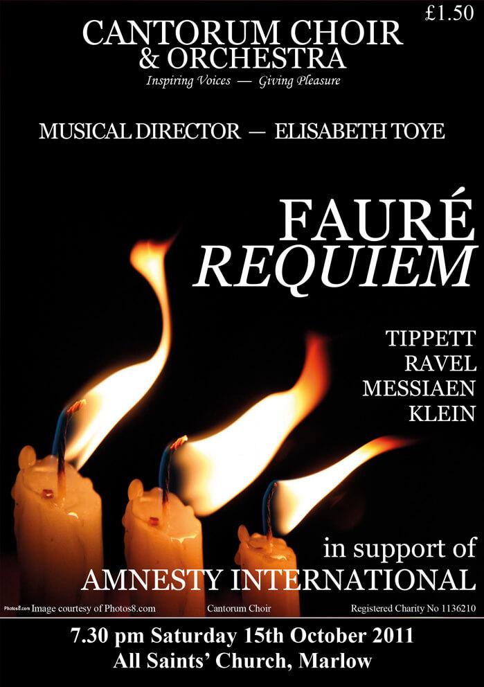Faure-Requiem